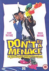 Don't Be a Menace to South Central While Drinking Your Juice in the Hood [DVD] [Import]