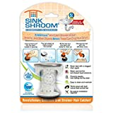 We face a myriad of challenges each and every day. Cleaning clogged drains no longer has to be one of them--thanks to the revolutionary new SinkShroom Chrome and Nickel Editions. SinkShroom fits snug inside your bathroom sink drain,...
