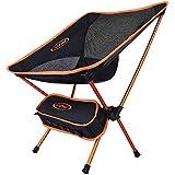 G4Free アウトドアチェア 軽量 ウルトラライト 折りたたみ チェア 耐荷重120kg 登山 釣り用 椅子 持ち運びに便利