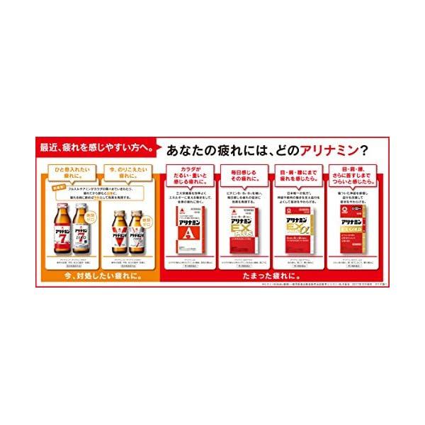【第3類医薬品】アリナミンEXプラス 60錠の紹介画像6