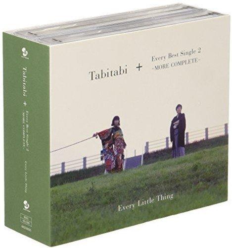 [画像:Tabitabi + Every Best Single 2 : More Complete]