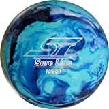 (ABS) ボウリングボール シュアラインハード ブルー 12ポンド 【スペアボール】
