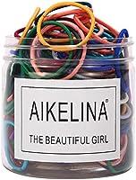 こども ヘアゴム - 200 本 髪ゴム 子供 カラーゴム 子供用ヘアゴム 髪留め 髪飾り カラフル ヘアゴム小さい 誕生日 飾り ヘアアクセサリー 女の子 プレゼント キャンディーカラー