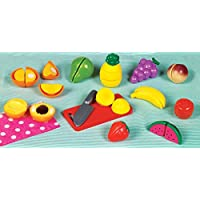 [スモールワールドリビング]Small World Living Small World Toys Living FunWithFruit Play Set 8622956 [並行輸入品]