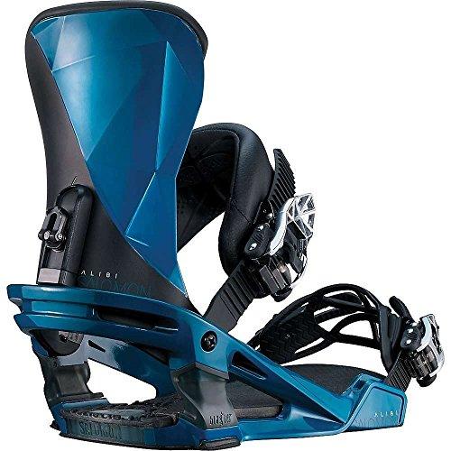 [해외] (살로몬) SALOMON 맨즈 스키・스노보드 빈딩 ALIBI SNOWBOARD BINDINGS [병행수입품]-