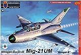KPモデル 1/72 チェコスロバキア空軍 MiG-21UM モンゴルB プラモデル KPM0108