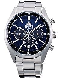 [オリエント]ORIENT 腕時計 スポーティー NEO 70's ネオセブンティーズ SOLAR PANDA ロイヤルブルー WV0021TX メンズ