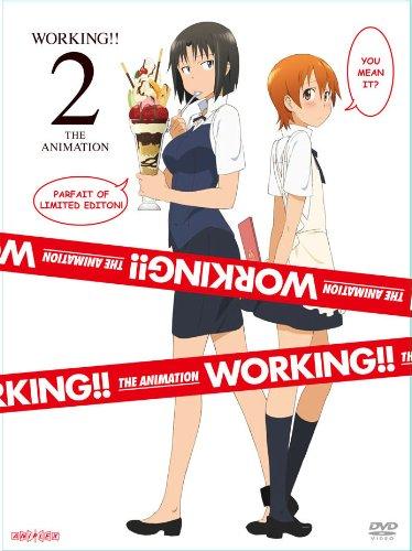 WORKING!! 2 【完全生産限定版】 [DVD] /