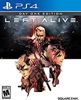 Left Alive(輸入版:北米)- PS4