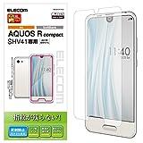 エレコム AQUOS R compact フィルム SH-01K (docomo) / SHV41 (au)/(softbank) 指紋防止 反射防止 PM-SHV41FLF