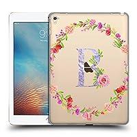 Head Case Designs B デコラティブ・イニシャル iPad Pro 9.7 (2016) 専用ハードバックケース