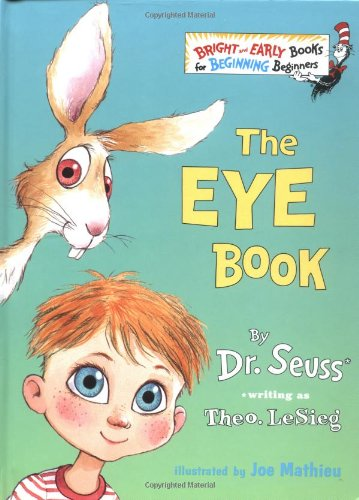 The Eye Book (Bright & Early Books(R))の詳細を見る