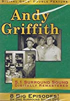 Andy Griffith Digital Gold Double Feature - 8 Episodes