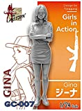 ジルプラ 1/24 ガールズインアクションシリーズ ジーナ レジンキット GC-007