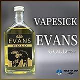 6/25発売 電子たばこ リキッド VAPE SICK 数量限定 極 EVANS GOLD 200ml MADE IN JAPAN