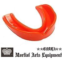 COBRA 薄型マウスピース(ケース付き) MOUTH GUARD ORANGE