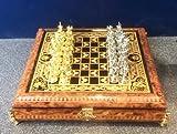 disney DAMASCENE ダマシン ミッキーマウス ミニーマウス ドナルド チェスセット チェス盤 【ディズニー】 [並行輸入品]