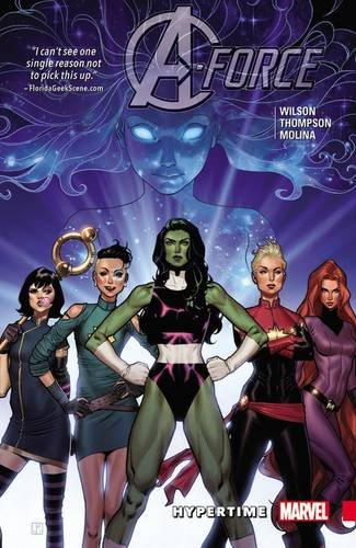 Download A-Force Vol. 1: Hypertime 0785196056