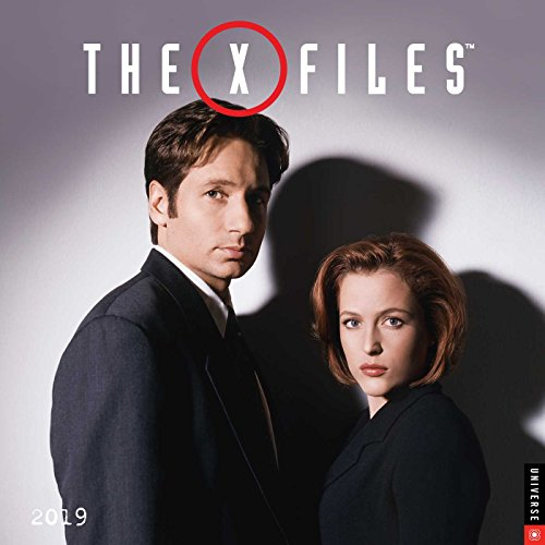 The X-Files 2019 Wall Calendar