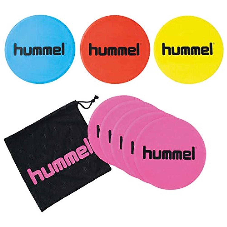 hummel (ヒュンメル) マーカーパッド 5枚入り HFA7004 1512 メンズ レディース (30)イエロー -