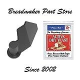 Best Breadmakers - ニーディングパドルはQVC Rapid Model K46561012000 ニーブレードK46561 012 000 ダフフックミキサーアームブレンダー Review
