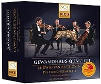 Beethoven: The String Quartets, The Gewandhaus-Quartett Plays Ludwig van Beethoven (2006-10-23)