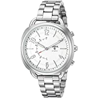 Fossil Q Hybrid Smartwatch Women's Accomplice Slim Stainless Steel FTW1202