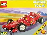 LEGO Model Team 2556 Shell F1 Ferrari Race Car by LEGO [並行輸入品]