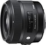 SIGMA 30mm F1.4 DC HSM | Art A013 | Sony Aマウント | APS-C/Super35 -