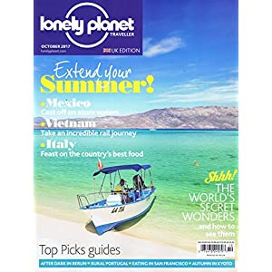 Lonely Planet Traveller [UK] October 2017 (単号)