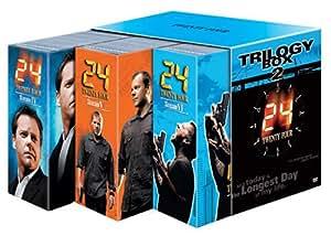 24-TWENTY FOUR- トリロジーBOX2(初回生産限定版) [DVD]