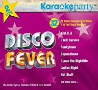 Karaoke Party: Disco Fever