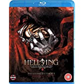 Hellsing Ultimate Parts 1-4 Collection [Blu-ray] [Import]