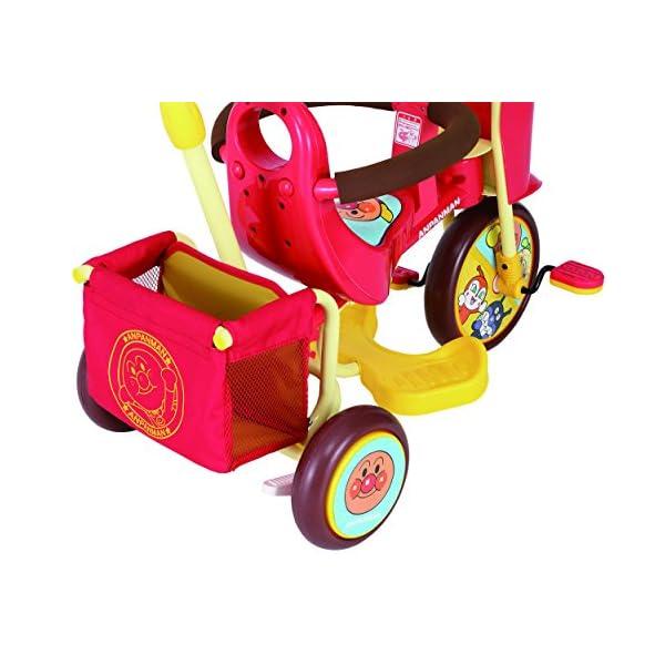 おでかけ三輪車 わくわくアンパンマンごう ピー...の紹介画像2