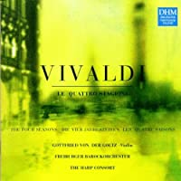 Vivaldi Four Seasons by BACH JOHANN SEBASTIAN / ANONYM