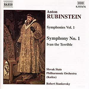 Symphonies I: Sym 1 in F Major / Ivan the Terrible