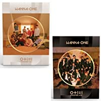 WANNA ONE [I PROMISE YOU] 2nd Mini Album Random Ver CD+Photobook+2p Card+Tazo+Ticket+Tracking Number K-POP [並行輸入品]