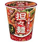 日清 至福の一杯 担々麺 71g×20個