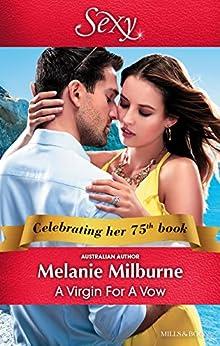 A Virgin For A Vow by [Milburne, Melanie]