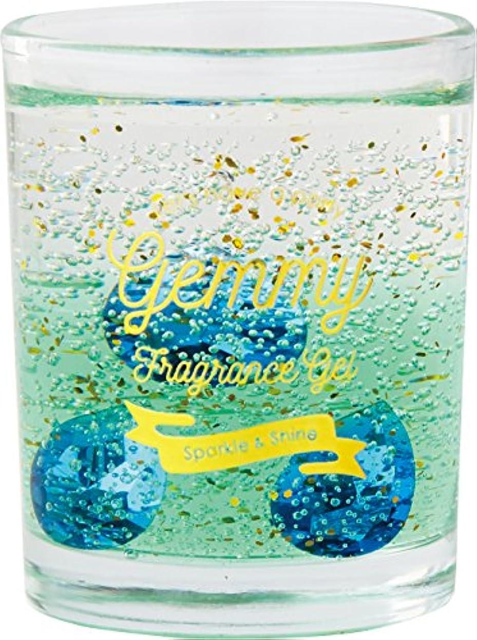 周囲広告する有料カメヤマキャンドルハウス GEMMYフレグランスジェル タイムの香り