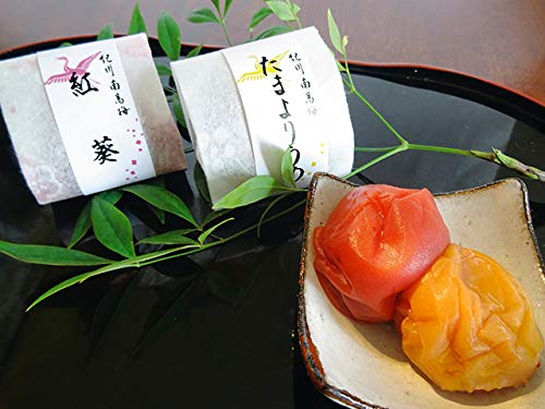 紀州南高梅 「たまよりうめ 紅葵」