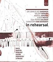 In Rehearsal & Performance II / [Blu-ray]