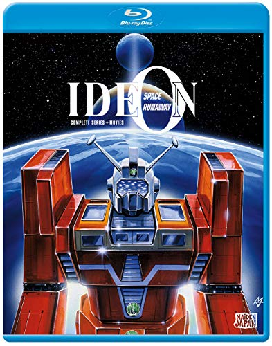 Space Runaway Ideon Blu-Ray(伝説巨神イデオン 全39話+劇場版2作)