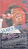 ジェームス・ブラウン ライブ イン コンサート JAMES BROWN  LIVE IN CONCERT[VHS]