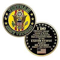 ベトナム軍 退役軍人チャレンジコイン
