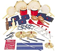 Rhythm Band Deluxe Rhythm Band Sets Rb47-35 Student Set [並行輸入品]