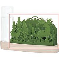 自然気化式加湿器 北欧の森 Forest交換用シート(シカ-グリーン/FO-GR-S)