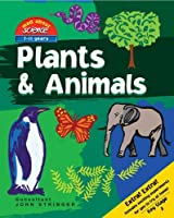 Plants & Animals (Mad About Science)