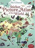 Sticker Picture Atlas of the World (Sticker Books) -
