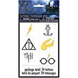 Harry Potter Tattoos 24ct